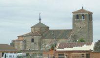 Localidad de Codorniz, en Segovia
