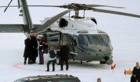 Donald Trump, en el Foro de Davos.
