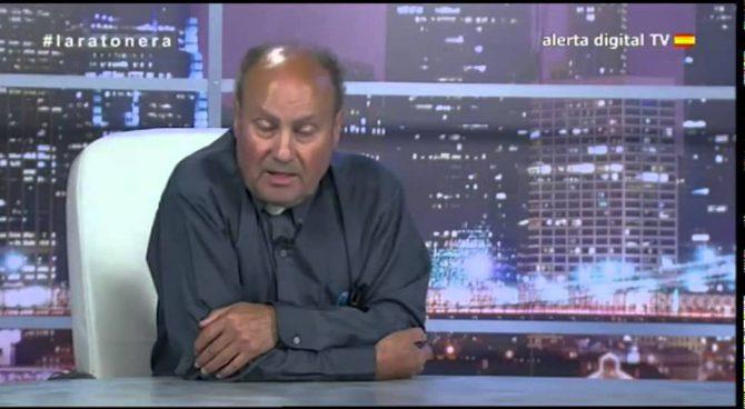 """Jesús Calvo, en """"La ratonera""""."""