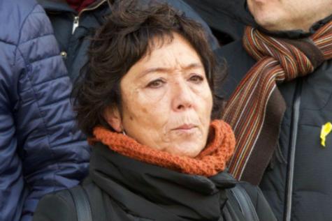 Mariona Quadrada, la concejal de la CUP detenida