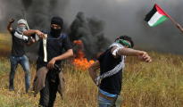 Enfrentamientos entre manifestantes y policías
