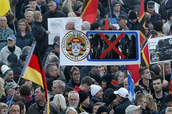 Patriotas alemanes.