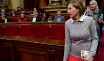 Carme Forcadell, expresidenta del Parlament.