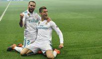 Ronaldo y Carvajal.
