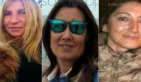 Las tres mujeres desaparecidas en Asturias en las últimas semanas/SOS Desaparecidos