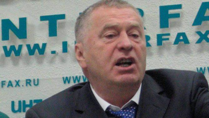 Vladímir Zhirinovski