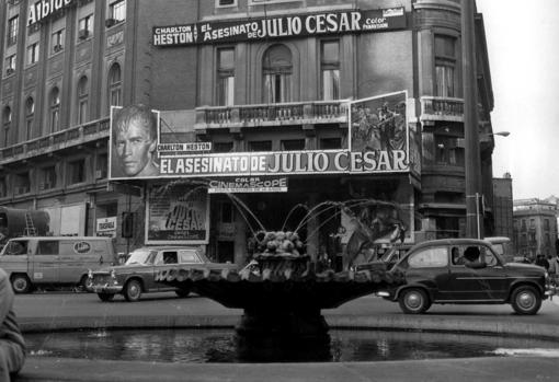 Callao, engalanada para el estreno de «El asesinato de Julio César»