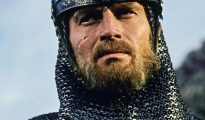 Charlton Heston, en su papel de El Cid.