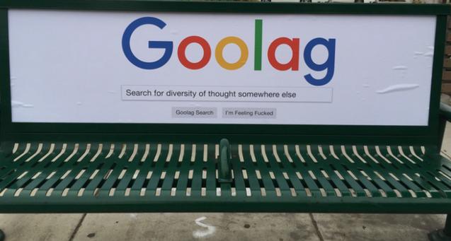 Campaña publicitaria contra Google en San Francisco