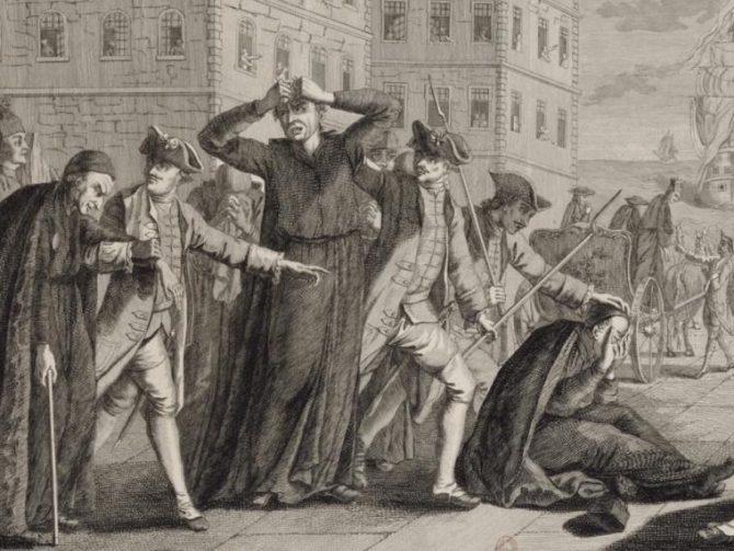 1767: los jesuitas son expulsados de España