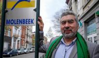 Lhoucine Aït Jeddig , concejal del partido Islam en Molenbeek