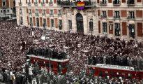 Proclamación de la IIª República en la Puerta del Sol de Madrid