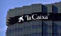 La sede central de Caixabank, en Barcelona