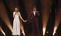 Amaia y Alfred/ @Eurovision_ESP/Twitter