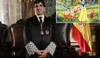 Antonio del Moral, magistrado de la Sala Segunda del Supremo e intérprete, desde el punto de vista legal, del cuento de Blancanieves y los 7 enanitos.