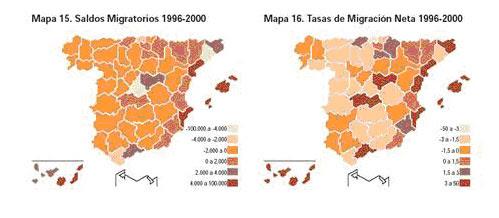 INE. Oficina de Censo electoral. Censos de población