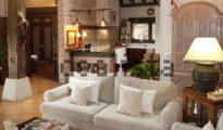 Imagen filtrada del interior de la vivienda (Idealista)