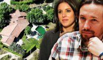 Pablo Iglesias e Irene Montero en un fotomontaje de LOOK