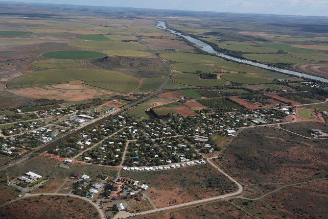 "Orania, un ""paraíso terrenal"" en Suráfrica."