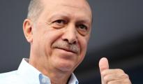 El presidente de Turquía, el islamista Recep Tayyip Erdogan