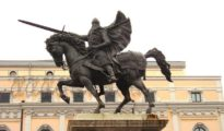 Estatua del Cid.