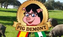 Logo de la empresa/ Pig Demont