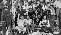 Profanación de la iglesia del Carmen en la II república.