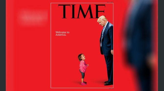 Portada del 'Time'