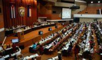 La Asamblea Nacional de Cuba (Parlamento unicameral)