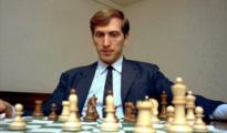 Bobby Fisher en 1972.