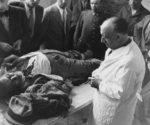 Cadáver de Calvo Sotelo.