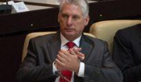 Miguel Díaz-Canel, nuevo presidente de Cuba.