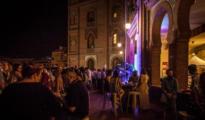 El público disfruta de una velada en la terraza de Las Ventas: toros, cena y copas - Plaza 1