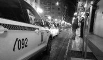Un vehículo de la Policía Local de Tudela. TWITTER Policía Local de Tudela