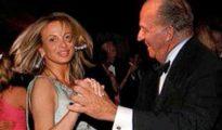 Corinna y el rey emérito Juan Carlos I.