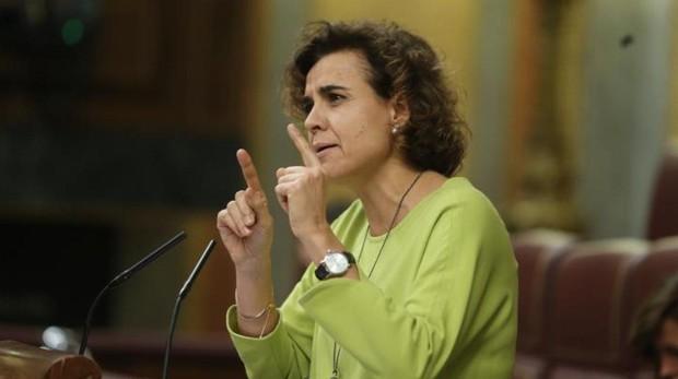 La portavoz del PP en el Congreso de los Diputados, Dolors Montserrat
