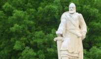 Estatua de Álvar Fáñez