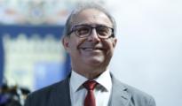 Fernando Gimeno (PSOE), consejero de Hacienda del Gobierno aragonés