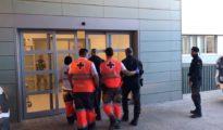 Guardias civiles heridos (El Faro)