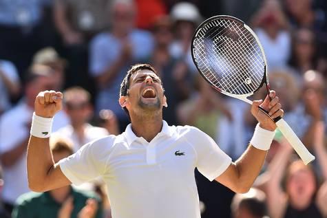 Novak Djokovic gana Wimbledon por cuarta vez.