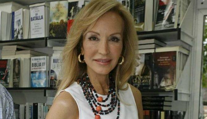 Carmen Lomana.