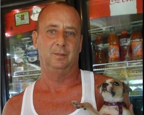 La víctima Cristóbal Ferrer. FACEBOOK