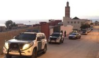 Operación policial contra el yihadismo en Ceuta.