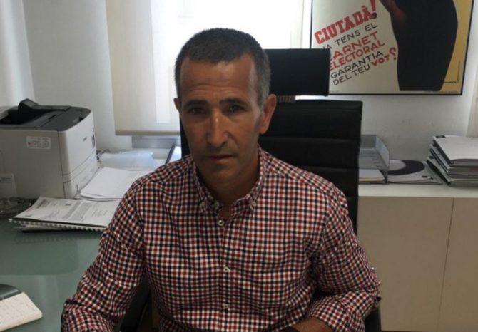 Miquel Serra Godia, alcalde de Alcarràs (Hola Lleida)
