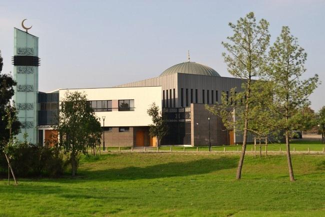 La mezquita Asalam de Nantes.