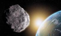 Recreación de un asteriode cercano a la Tierra - Archivo