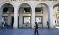Oficina del Banco Popular en Zaragoza (Heraldo)