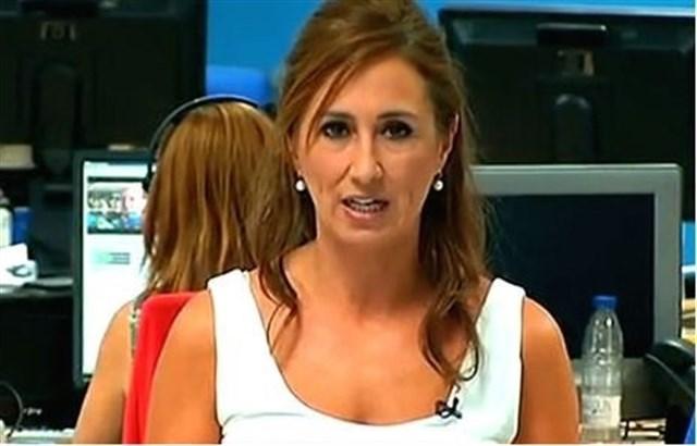 Begoña Alegría, jefa de informativos de TVE.