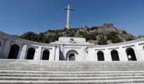 Explanada del Valle de los Caídos.