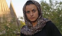 La mujer yazidi, Ashwaq Haji, supuestamente utilizada por el Daesh como esclava sexual